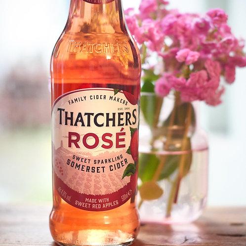 Thatchers Rosé Cider / Sweet & sparkling