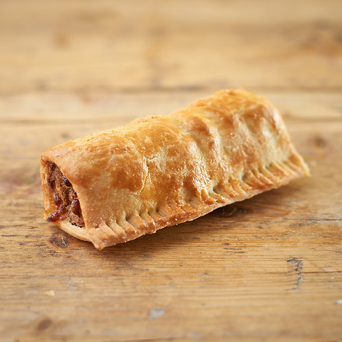 Cheese & Bacon Sausage Roll