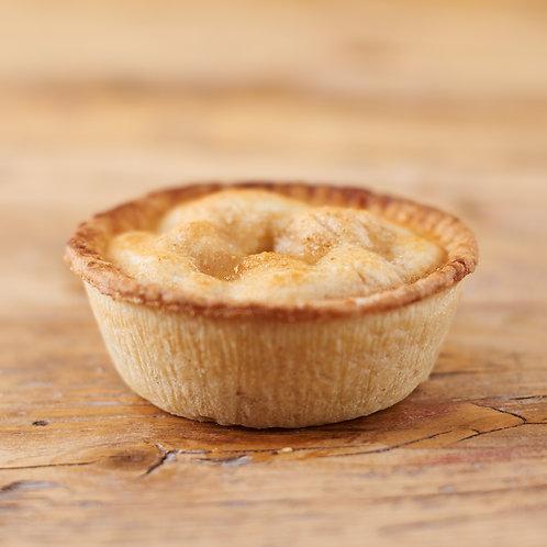 Apple Toffee Pie (Vegan)