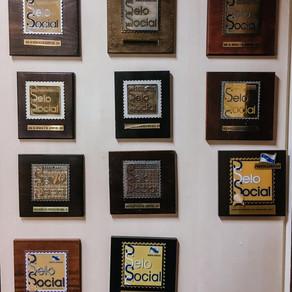 VIJPG já recebeu mais de dez Selos Sociais