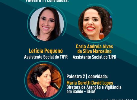 Diálogo sobre acolhimento em tempos de pandemia - 24/06 - 17:00 horas!