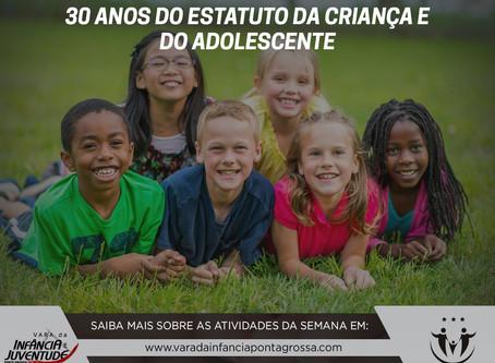 Família Alvinegra - 30 anos do ECA