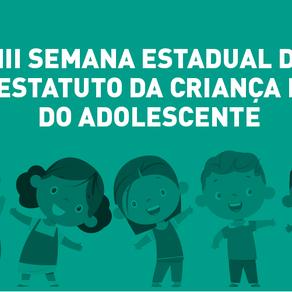 TJPR participa da VIII Semana Estadual do Estatuto da Criança e do Adolescente