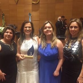 Juíza da VIJPG já recebeu o Prêmio AMAERJ Patrícia Acioli de Direitos Humanos