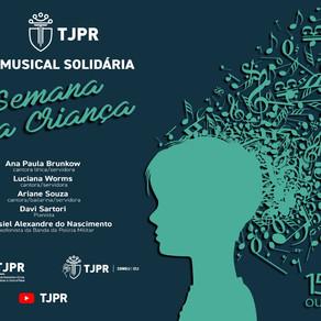Live Musical Solidária