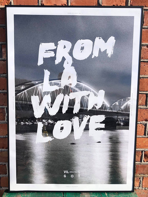 Poster From LÅ with Love