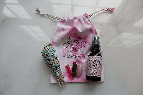 Geranium Rose Quartz Spray Pack