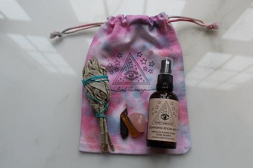 Neroli & Ylang Ylang Rose Quartz Spray Pack