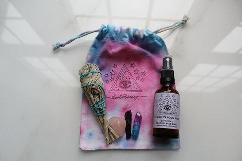 Lavender & Chamomile Rose Quartz Spray Pack