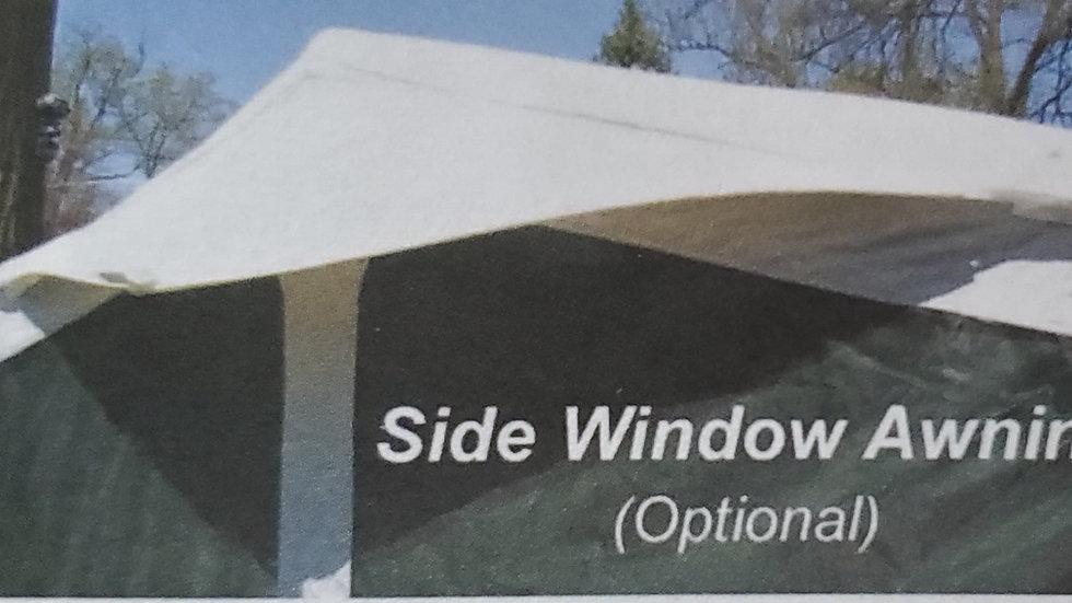 Side Window Awnings Set