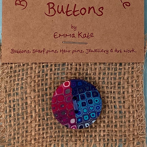 1 button Approx. 25mm