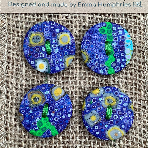 4 buttons Approx. 24mm