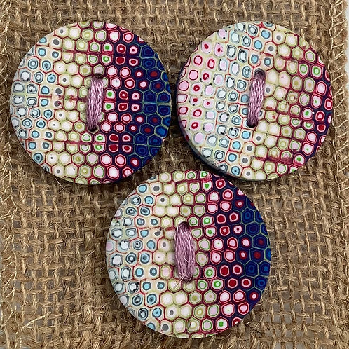 3 buttons Approx. 30mm