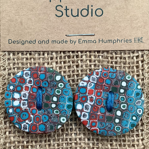 2 buttons Approx. 30mm