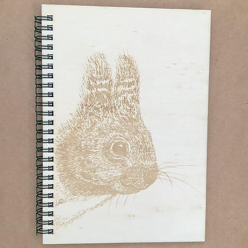 Tresco Red Squirrel Note Book