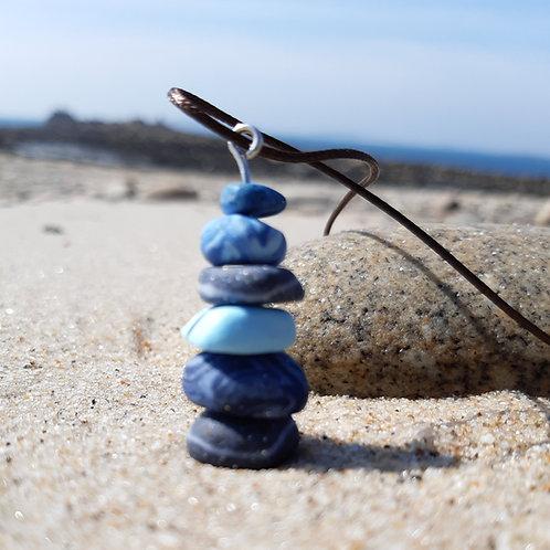 Pebble Stack Pendant