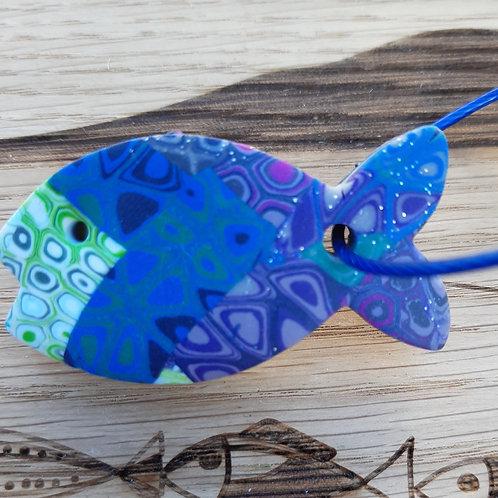 Fish Key Fob