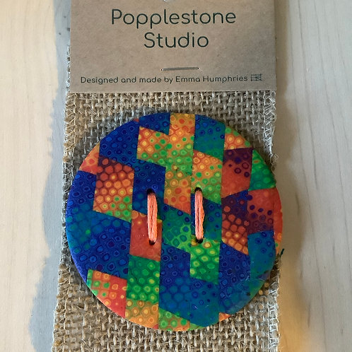 1 button Approx. 70mm diameter