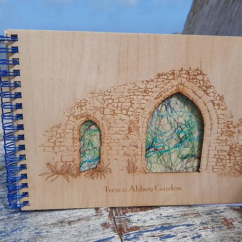 Customised Tresco Abbey Garden Note Book