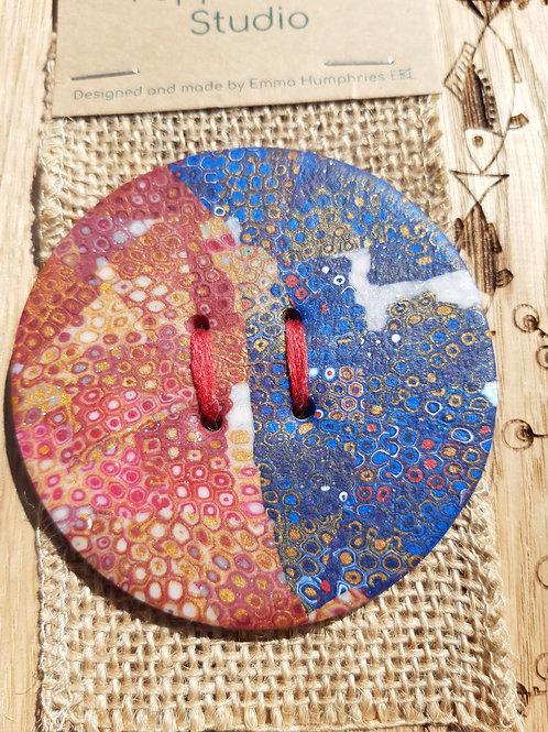 1 button Approx 75mm diameter