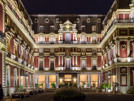 EPISODE 3: L'Hôtel du Palais