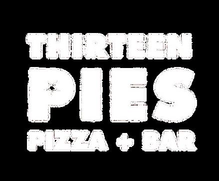 Thirteen Pies Pizza + Bar