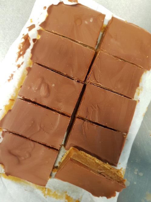 Caramel Slice (Gluten Free)