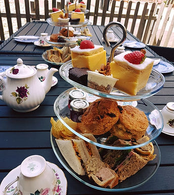Gift voucher: Afternoon tea for 2