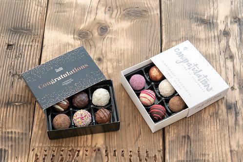 6 Handmade Chocolate Box