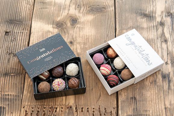 6 Handmade Luxury Welsh Chocolates