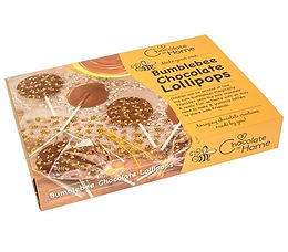 Bumble Bee Chocolate Lollipop Kit