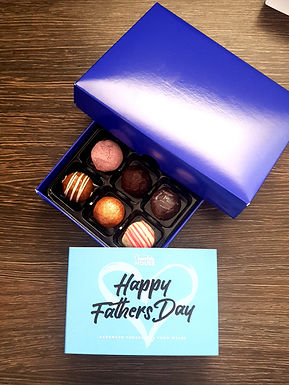 Fathers Day Luxury Chocolates