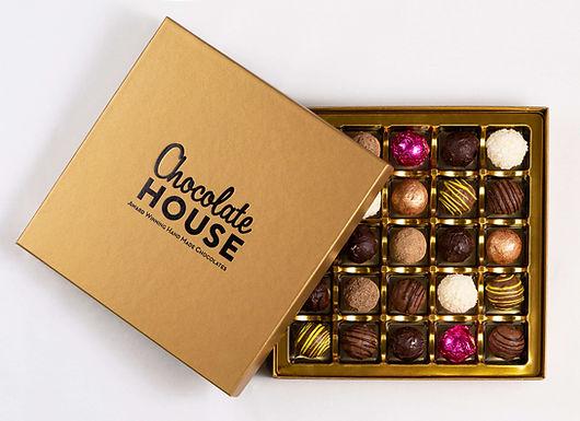 25 Handmade Luxury Welsh Chocolates