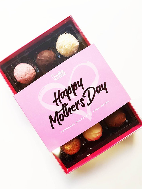 Mother's Day Chocolate Box