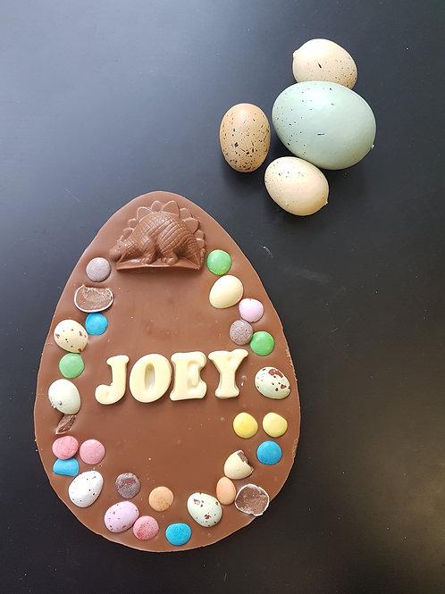 Easter Egg Slab