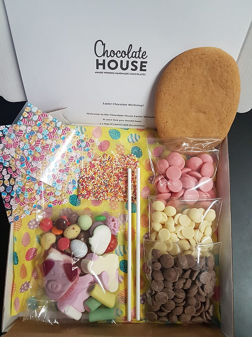 Easter Chocolate Making Kit