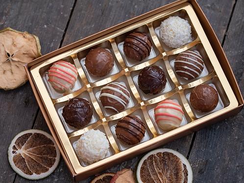 12 Handmade Chocolate Box