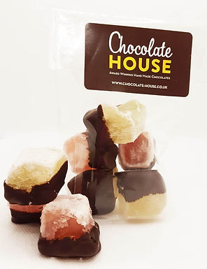 Hand Dipped Turkish Delight
