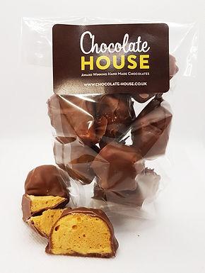 Hand Dipped Milk Chocolate Honeycomb