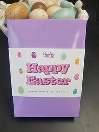 Easter Chocolate Box (Box of 12)