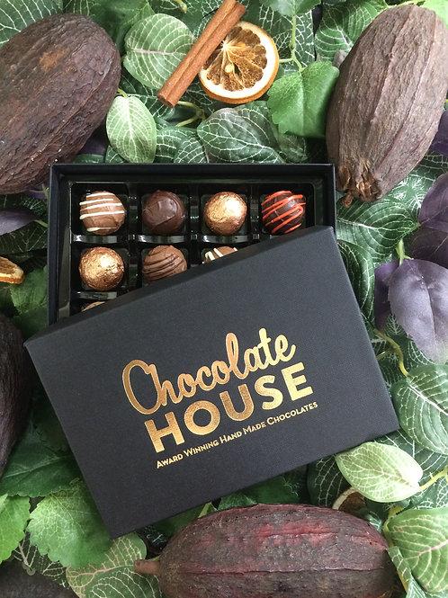 Luxury Box 12 Handmade Chocolates