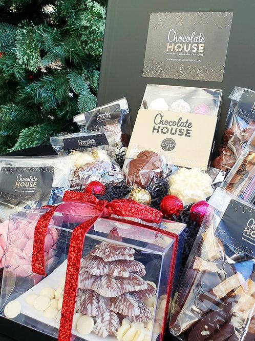 Christmas Chocolate Hamper