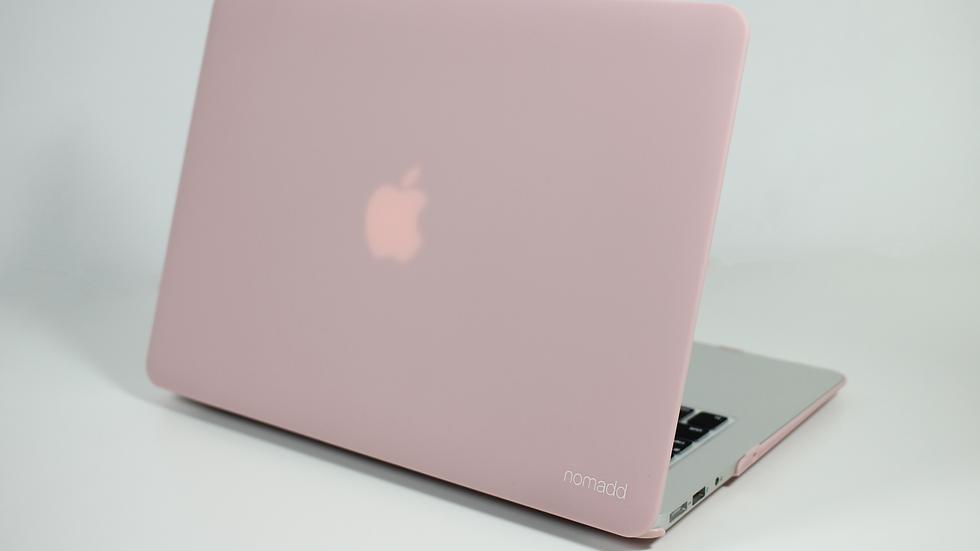 Mac Shell Case - Pink