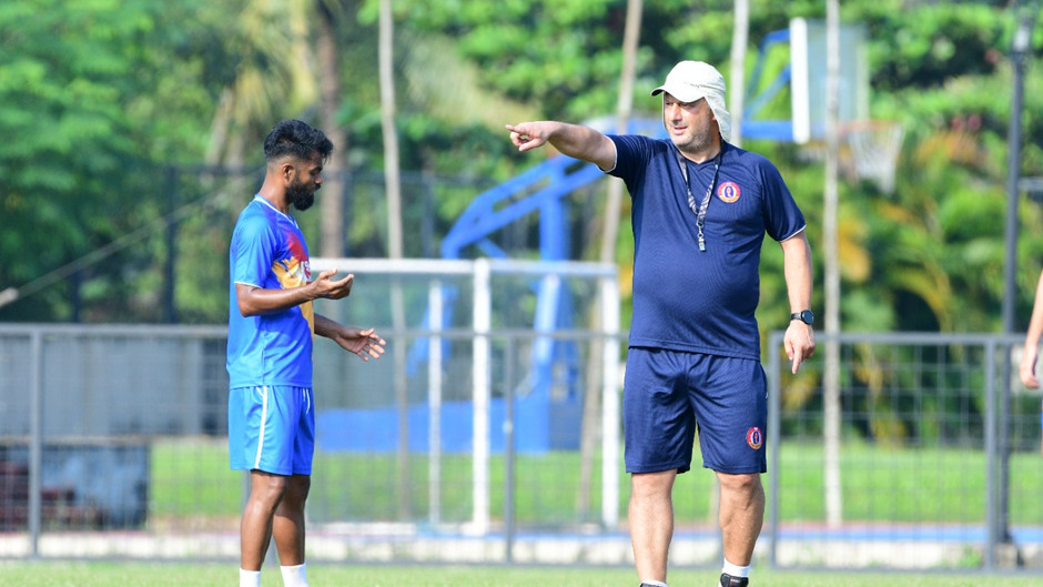 We Are Ready to Work Hard and Make SC East Bengal Proud: Jose Manuel Diaz