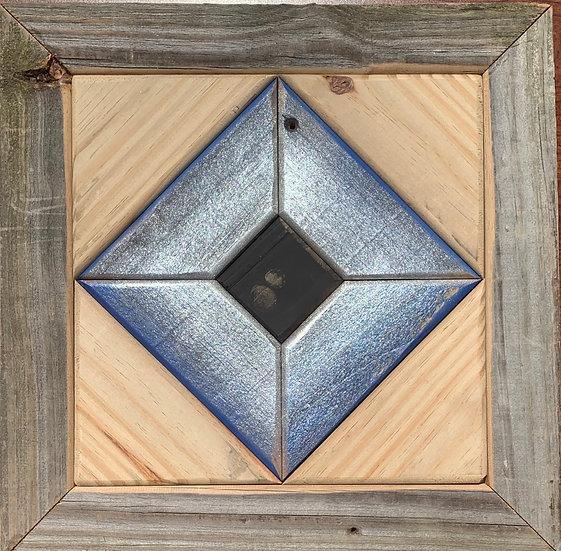 Quilt Block Wall Hanging - Dream Catcher