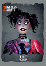 Love Death & Robots: The Witness