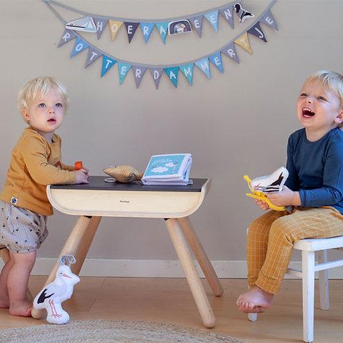 Geboorteslinger 'Hoera een Rotterdammertje'