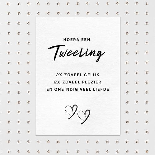 kaart -Tweeling