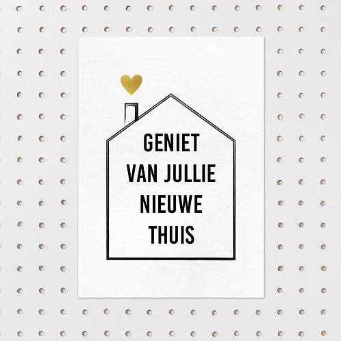 kaart - Huis