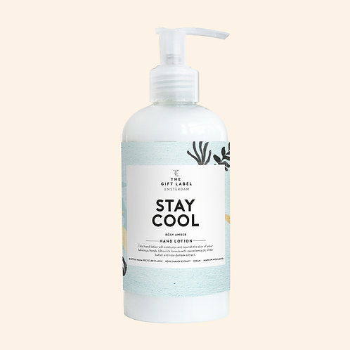 Hand lotion 250 ml - Stay cool - High summer